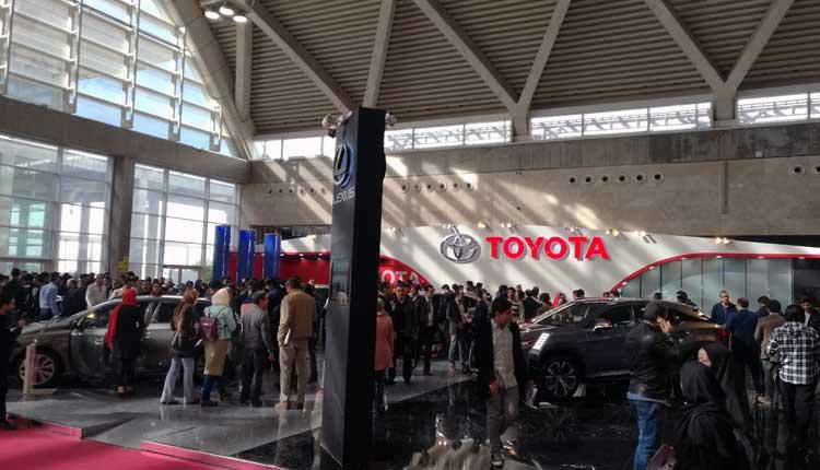 دومین نمایشگاه بین المللی خودرو تهران