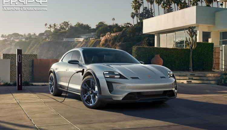Porsche-Mission-E-Cross-Tur