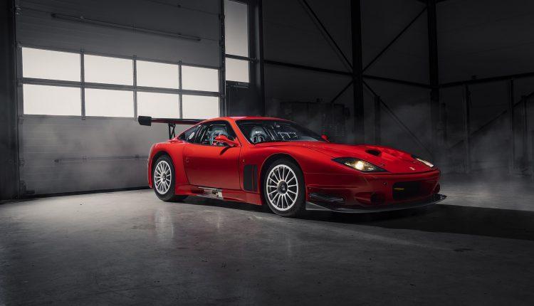 Ferrari 575 GTC Stradale