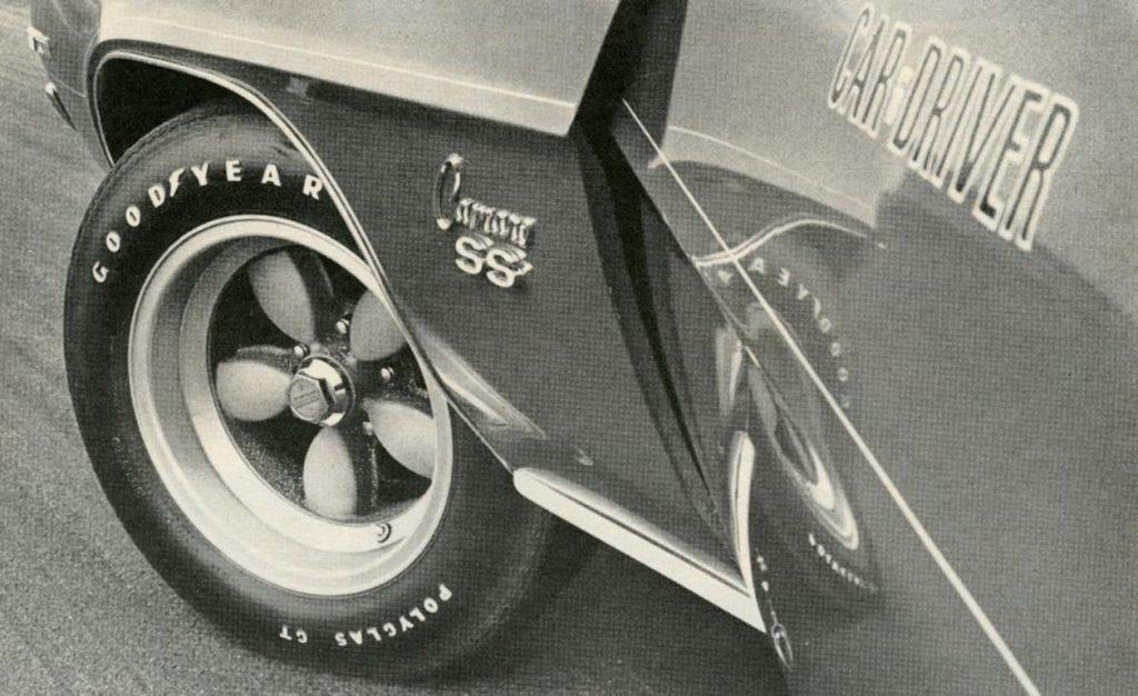 "1969 Chevrolet Camaro ""Blue Maxi Z/29"""