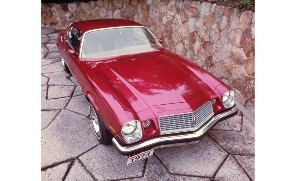 1974 Chevrolet Camaro Sport Coupe