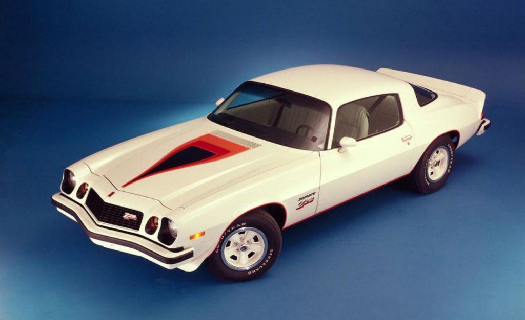 1977 Chevrolet Camaro Rally Sport