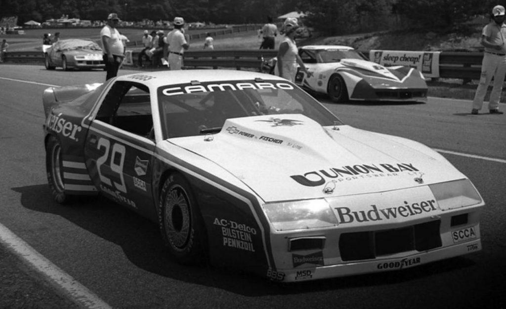1982 DeAtley Trans-Am Chevrolet Camaro race car