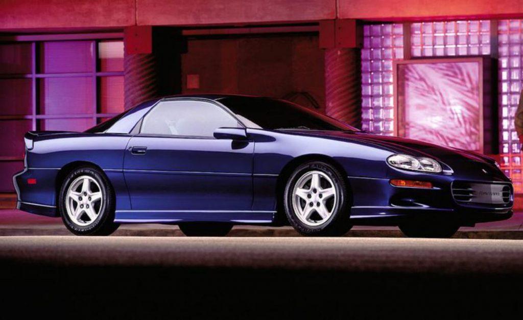 1999 Chevrolet Camaro coupe
